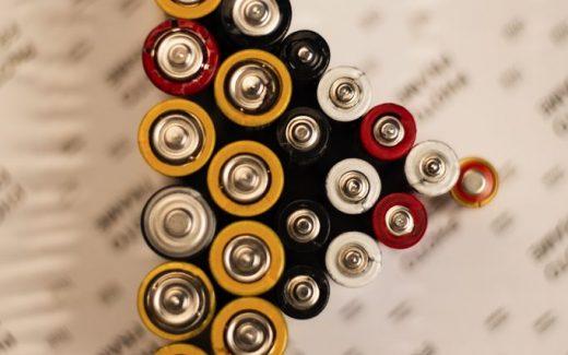Batterier i vardagen