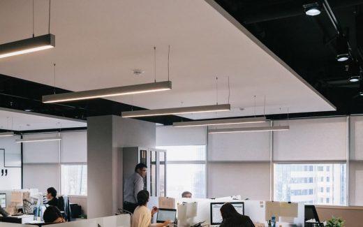 Upprätthåll en bra arbetsmiljö med kontorsstädning